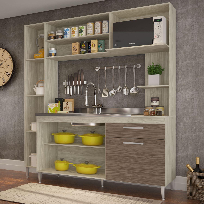 Cozinha Compacta Perola Beyato Com V Rios Desenhos Sobre Id Ias