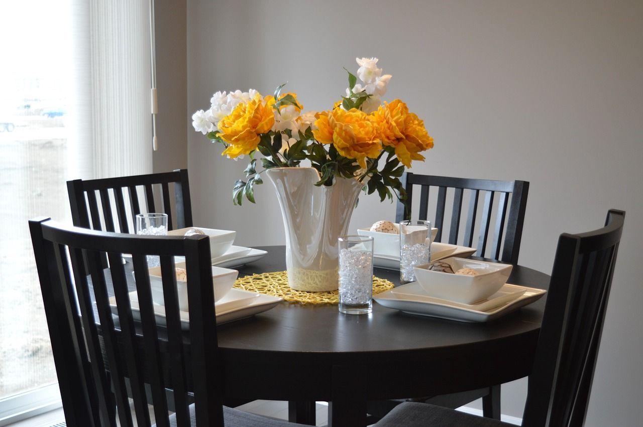 Cinco dicas incríveis para usar na decoração da sala de jantar