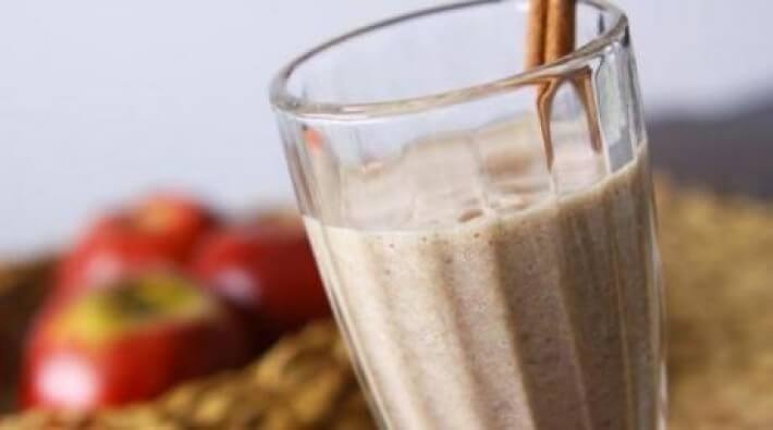 Deliciosa Receita de Vitamina de Maçã e Laranja